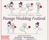 Pasage Wedding Festival