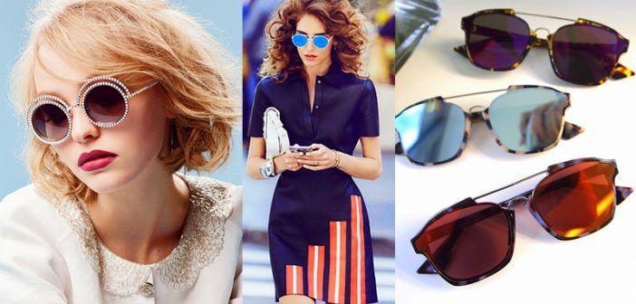 Fashion: модні окуляри літа 2017