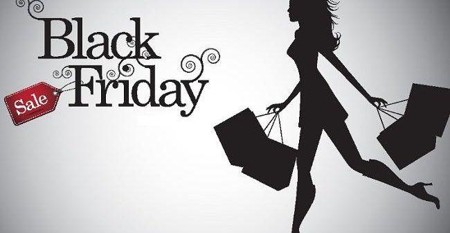 «Чорна п'ятниця» вже близько!