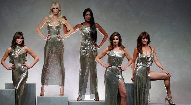 ТОП-10 знаменитостей, які починали як моделі