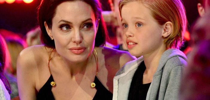 Дочка екс-пари Джолі-Пітт офіційно змінила ім'я на чоловіче