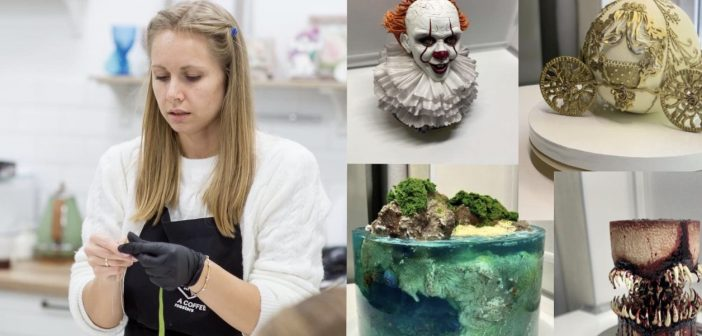 Кулінарія як витвір мистецтва: українка випікає торти дивовижної краси