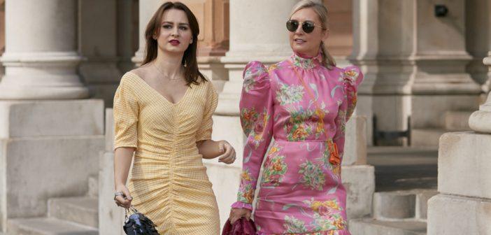 Streetstyle: наймодніші сукні цього літа