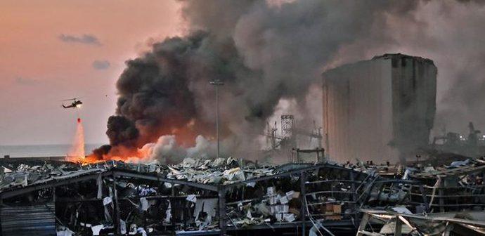 Вибух у Бейруті: як на трагедію відреагували знаменитості